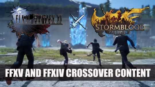 Final Fantasy XV Crossover with Final Fantasy XIV in New Update