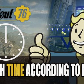 Fallout 76 Launch Times According to Region