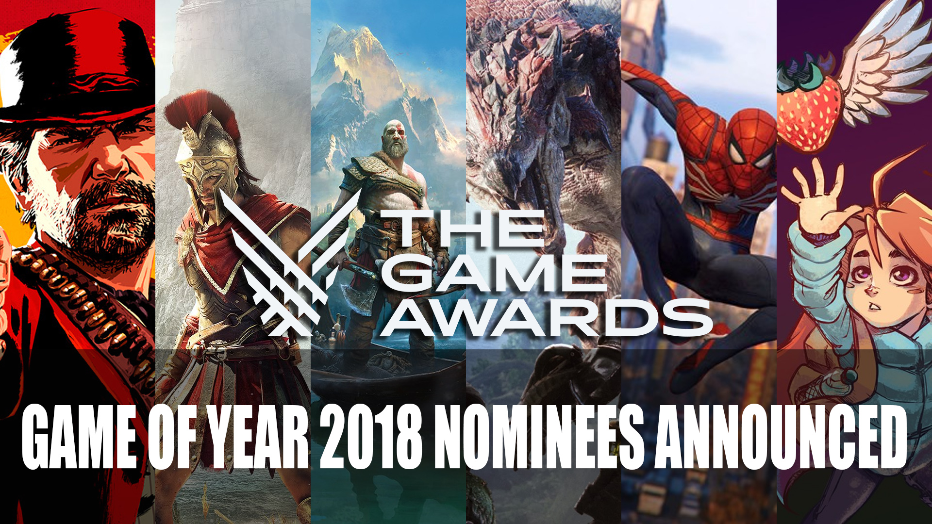 Game of the Year Awards 2018 | PC Gamer