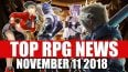 Top RPG News Of The Week: November 11th (Diablo Immortal, Red Dead Online, FFXV and more!)