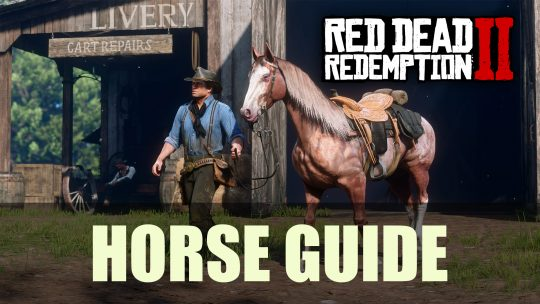 Red Dead Redemption 2: Horse Guide