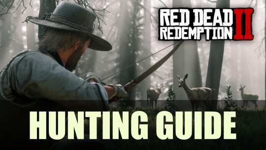 Red Dead Redemption 2: Perfect Hunting Guide