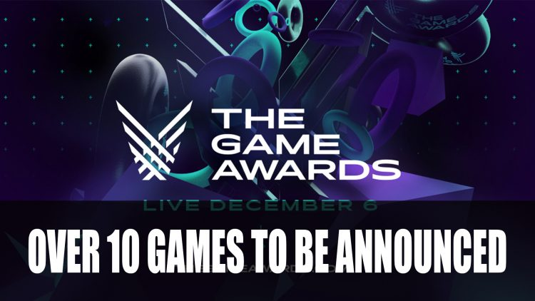 More Than 10 Games to Be Announced at The Game Awards 2018