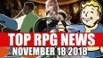 Top RPG News Of The Week: November 18th (GOTY 2018, FF13, Sony and more!)