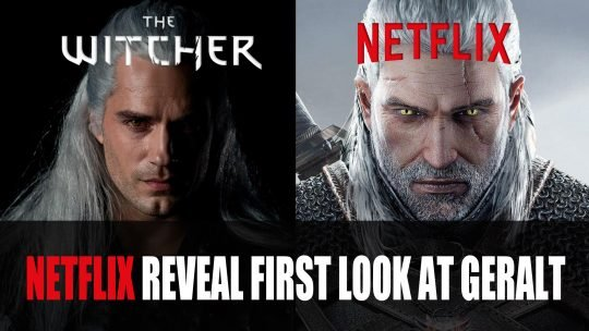 Netflix Reveals Henry Cavill in Full Geralt Attire for The Witcher Series