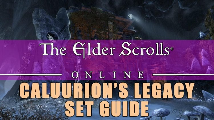 ESO Sets Guide: Caluurion's Legacy - Targeted Torrent | Fextralife