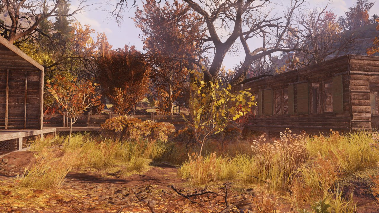 Fallout 76: How to Build a Successful C A M P  Guide
