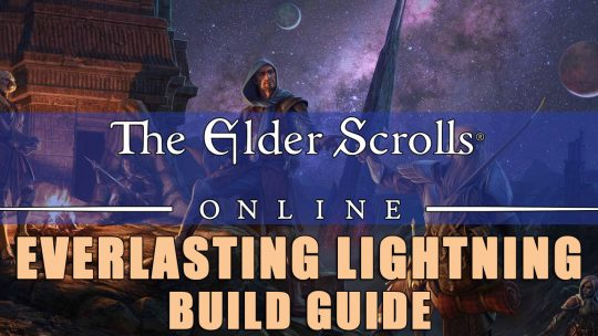 ESO Sorcerer Tank Build: Everlasting Lightning