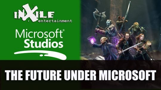 inXile Founder Shares Insight on Their Future Under Microsoft