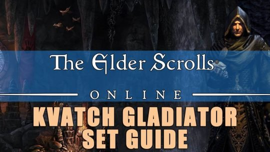 Kvatch Gladiator: ESO Set Guide – Escalated Execution