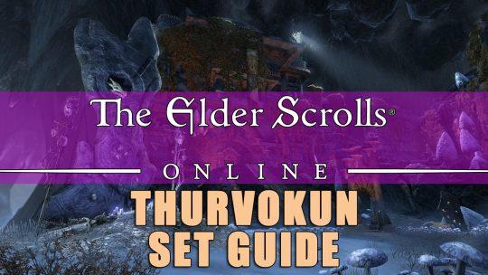 ESO Set Guide: Thurvokun – Maiming Millpond