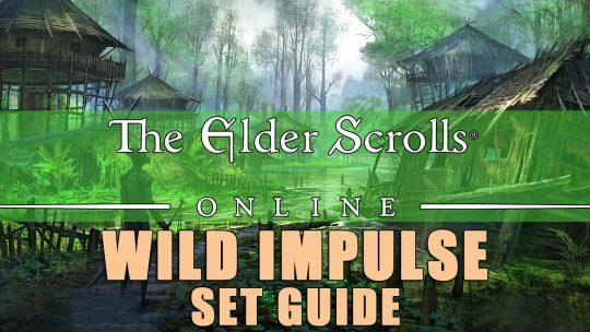 ESO Set Guide: Wild Impulse – Elemental Overtime