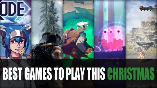 Best Games to Play This Christmas
