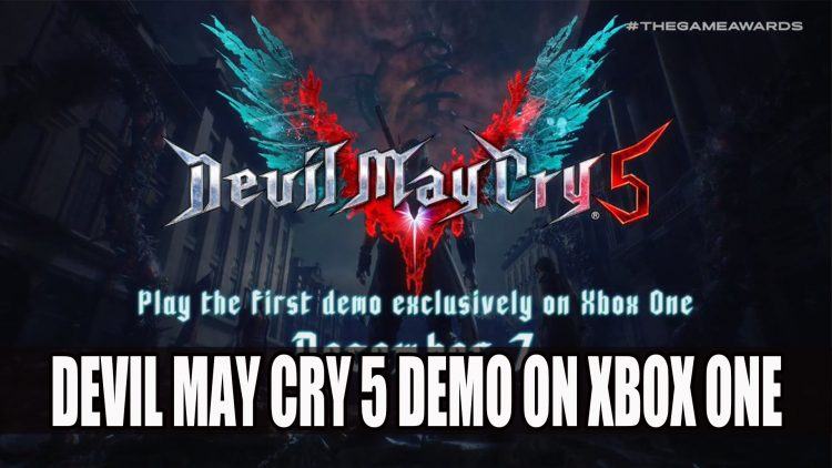 Xbox One to Get First Demo of Devil May Cry 5