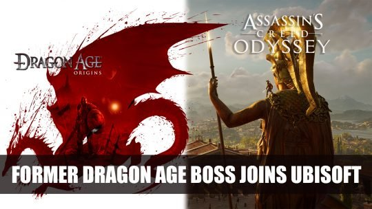 Former Dragon Age Boss Mike Laidlaw to Join Assassin's Creed Odyssey Studio