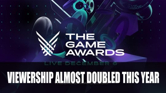 The Game Awards 2018 Viewership Almost Doubled Compared to Last Year