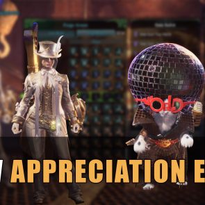 MHW: Appreciation Event & Its Contents - Pro Gammers World