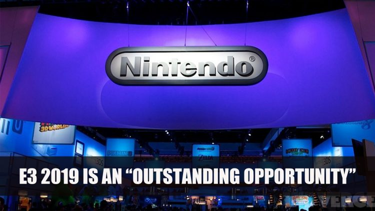 "Reggie Fils-Aime Says Attending E3 is an ""Outstanding Opportunity"" for Nintendo"