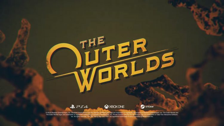 Obsidian Reveal New IP The Outer Worlds