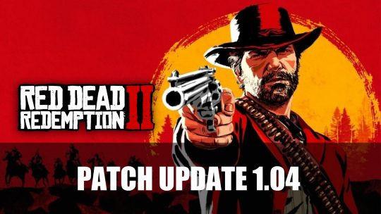 Red Dead Redemption 2 Update 1.04