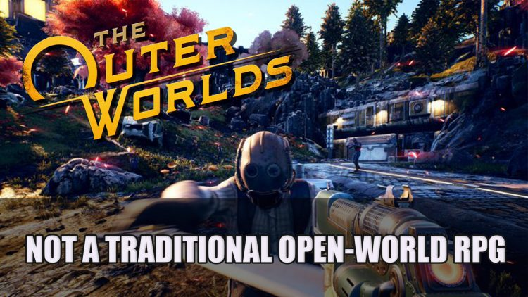 The Outer Worlds Will Not Be a Traditional Open-World RPG