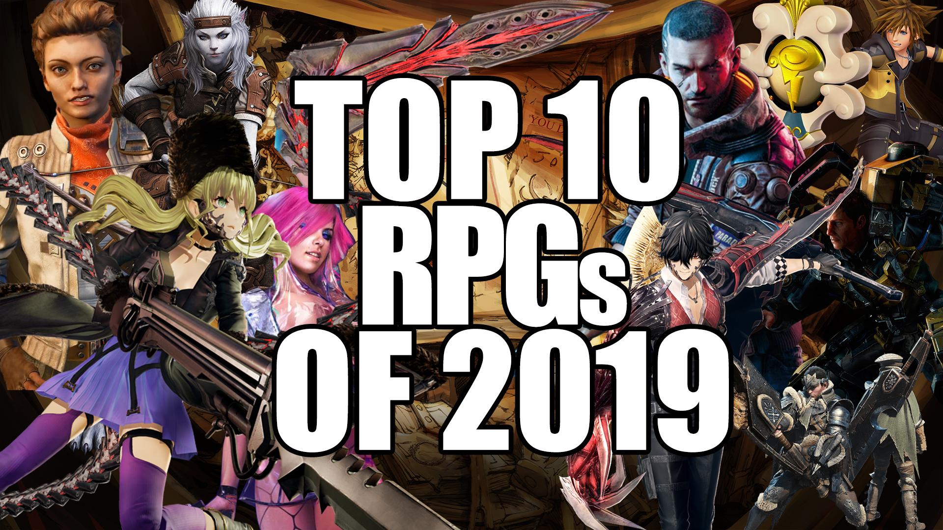 top 10 games of 2019