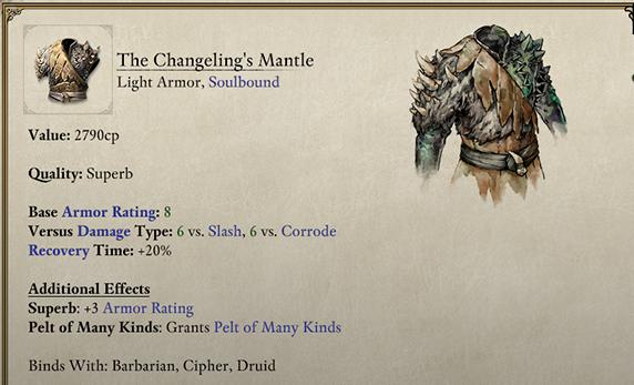 Pillars Of Eternity 2 Druid Build Guide: Ancient Terror - Pro