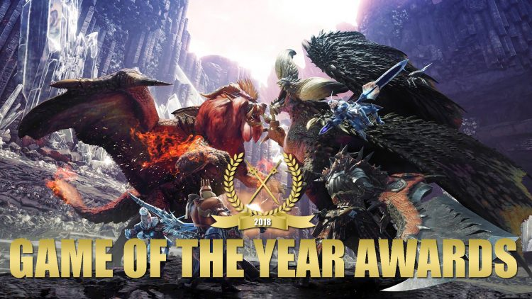 2018 Fexy Game Awards – Our GOTY 2018