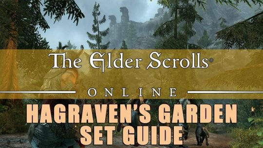 Hagraven's Garden: ESO Set Guide – Circular Safeguarding