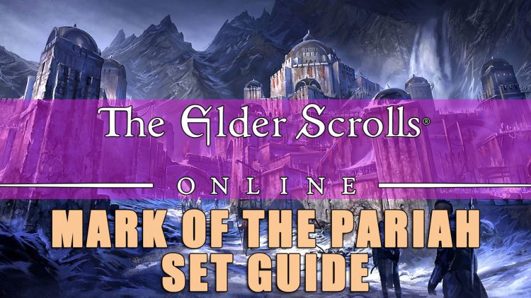 Mark of the Pariah: ESO Set Guide – Linear Defiance