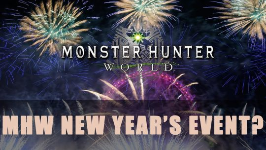 Monster Hunter World: Secret New Years Event?