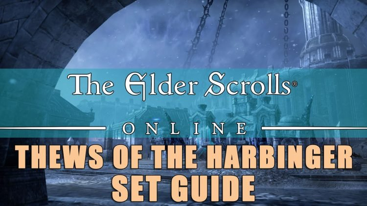 Thews of the Harbringer: ESO Set Guide – Rebounding Blows