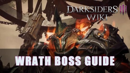 Darksiders 3: Wrath Boss Guide (Apocalyptic)