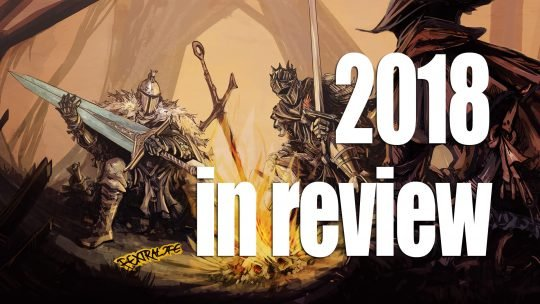 Fextralife's 2018 in Review: MHW, DKS, DOS, Twitch, Site Upgrades & more!