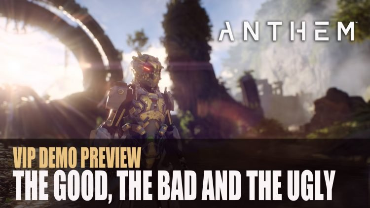 Preview – Anthem VIP Demo