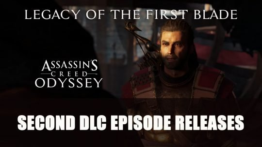 Assassin's Creed Odyssey Shadow Heritage DLC Releases January 15th