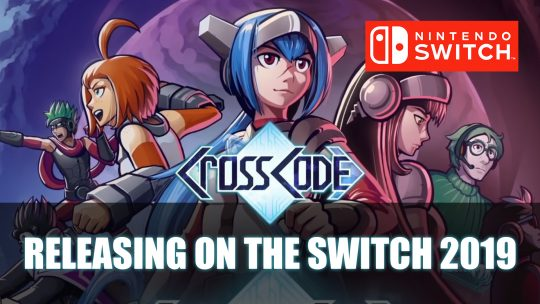 CrossCode is Coming to Switch in 2019