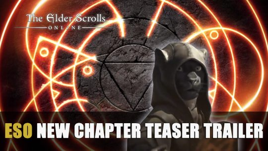 Bethesda Confirms Next ESO Chapter with Teaser Trailer