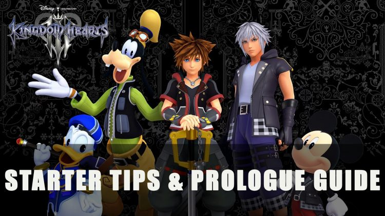 Kingdom Hearts 3: Starter Tips & Prologue Guide