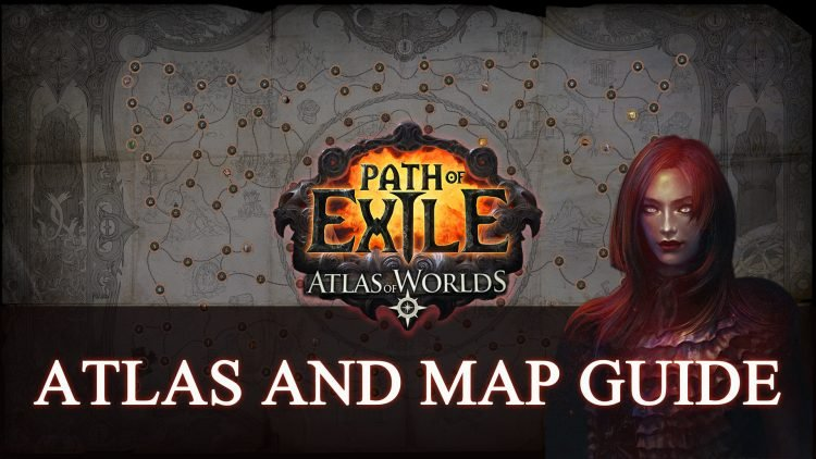 Path of Exile: Beginner's Guide to Atlas of Worlds and Maps 2019