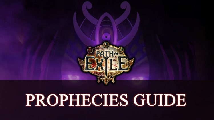 Path of Exile: Prophecies Guide 2019 | Fextralife