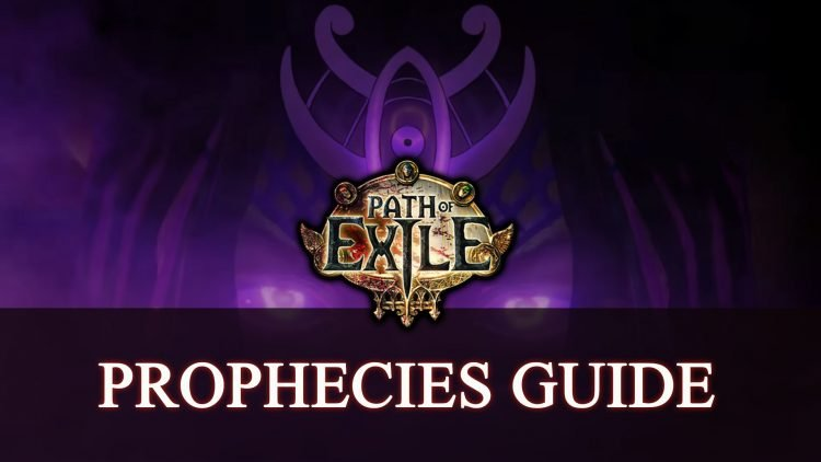 Path of Exile: Prophecies Guide 2019