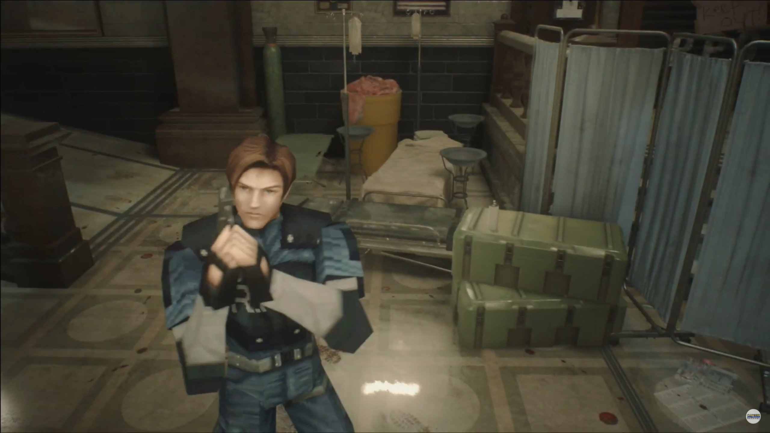 Resident Evil 2's Free Ghost Survivors DLC Releases on