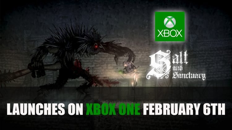 Salt and Sanctuary to Get Xbox One Release on February 6th
