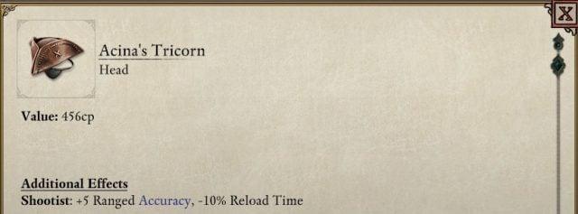acinas-tricorn