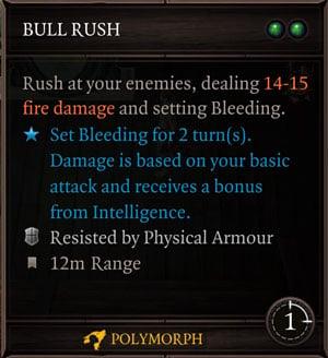 bull-rush