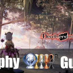 Death Guideamp; Headphones Re;quest RoadmapBest Trophy End OiTPkXuZ