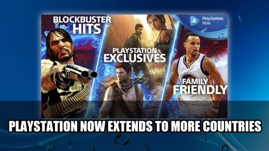 Playstation Now Announced for Spain, Italy, Portugal, Denmark, Norway, Finland and Sweden