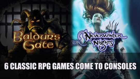 Skybound Games and Beamdog to Bring Classic Bioware and Black Isle Studio Games to Consoles