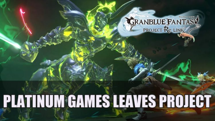 Cygames Leads Granblue Fantasy: Relink Development as Platinum Games Leaves Project